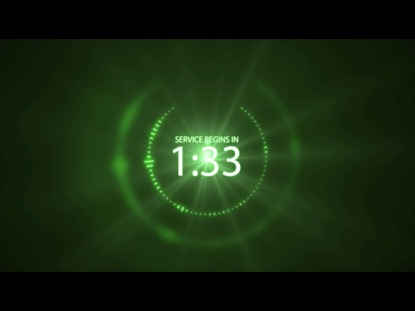 GREEN TECH COUNTDOWN