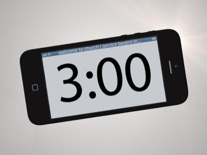 PHONE COUNTDOWN