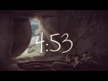 EASTER TOMB COUNTDOWN