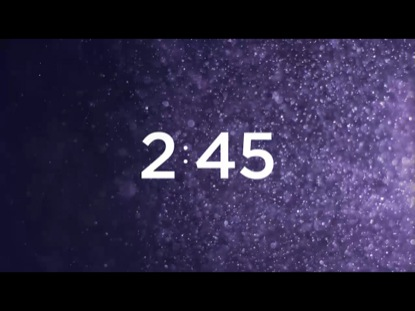 GLITCH PARTICLES COUNTDOWN