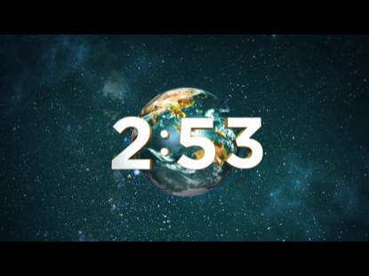 THE ENDS OF THE EARTH COUNTDOWN