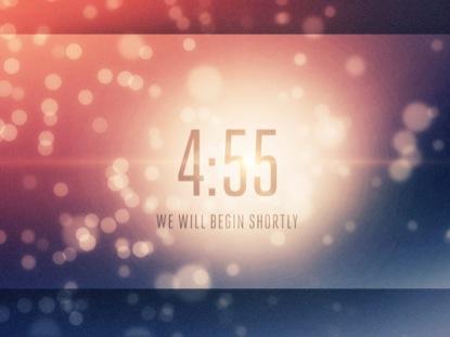 CHROMATIC BOKEH COUNTDOWN