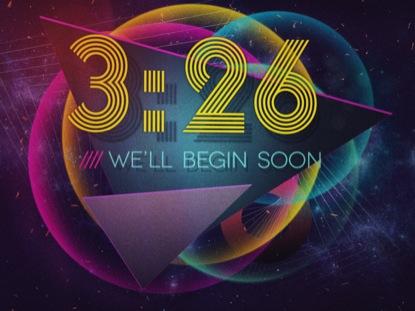 NEON GALAXY COUNTDOWN