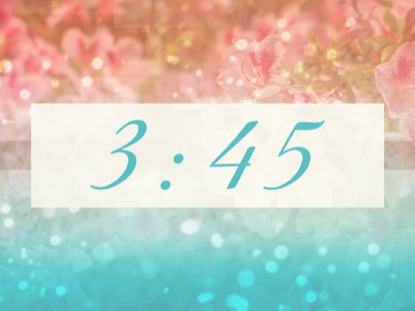 SPRINGTIME COUNTDOWN
