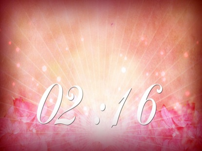 VALENTINE SPARKLES COUNTDOWN