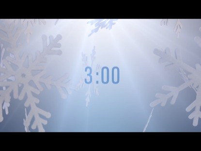 WHITE CHRISTMAS COUNTDOWN