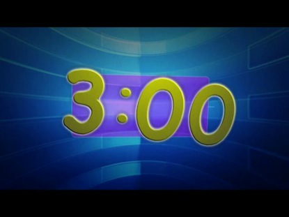 INTERACTIVE COUNTDOWN 4: 3MIN