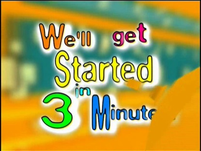 INTERACTIVE COUNTDOWN 5: 3MIN