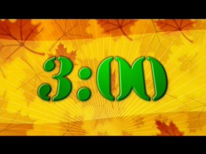 SIMPLE COUNTDOWN 3MIN
