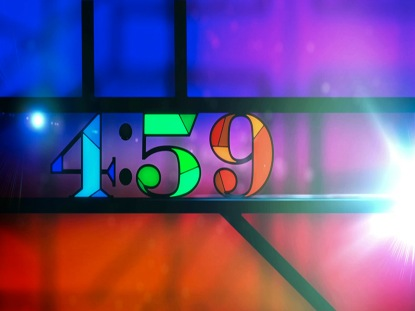 A COUNTDOWN IN STAINED GLASS