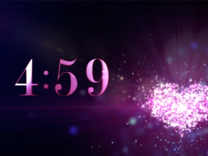 SPARKLING HEART OF LOVE COUNTDOWN