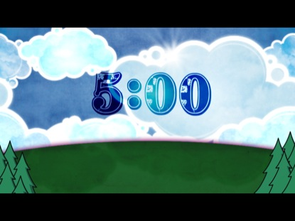 KIDS CLOUD COUNTDOWN