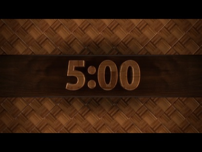 PARQUET DELIGHT COUNTDOWN