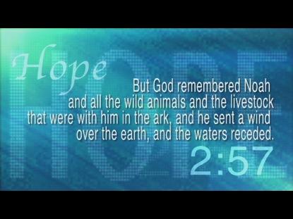 SCRIPTURES OF HOPE COUNTDOWN