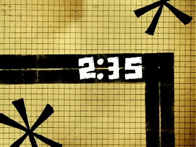 HANDWRITTEN COUNTDOWN