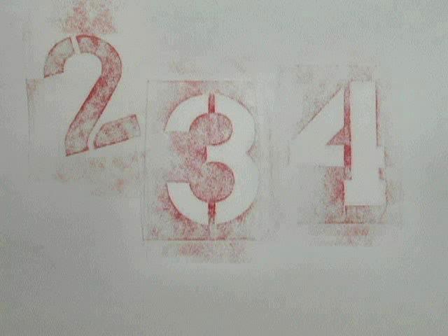 SHADING COUNTDOWN