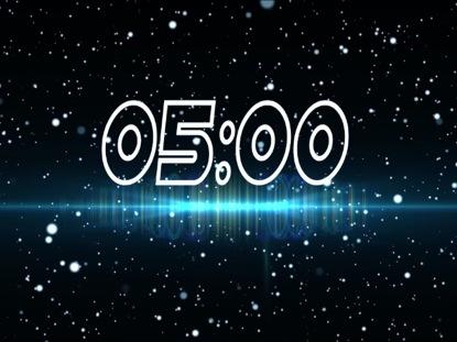 FUTURISTIC COUNTDOWN