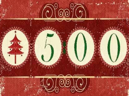 CHRISTMAS VINTAGE COUNTDOWN 1