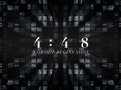 CROSS GLASS COUNTDOWN