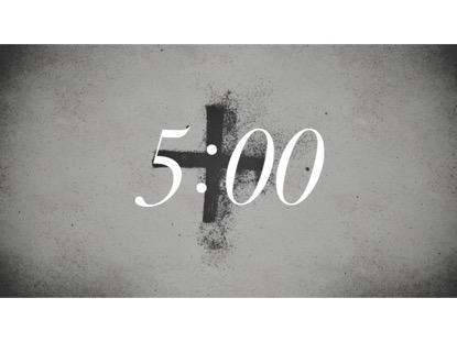 DUST COUNTDOWN