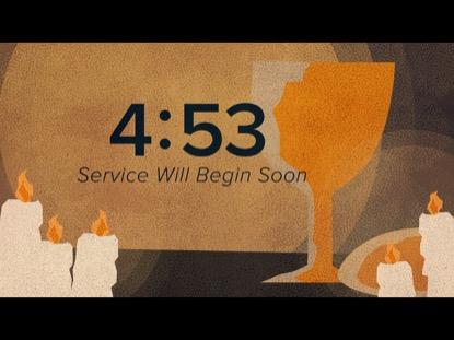HOLY WEEK THURSDAY COUNTDOWN