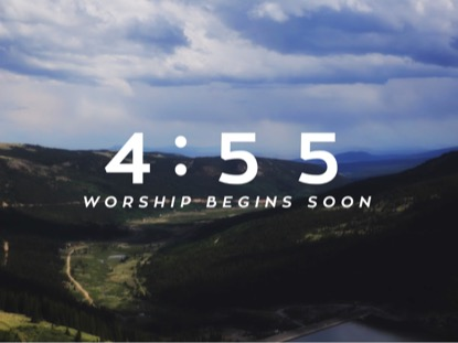 PSALM 36 COUNTDOWN