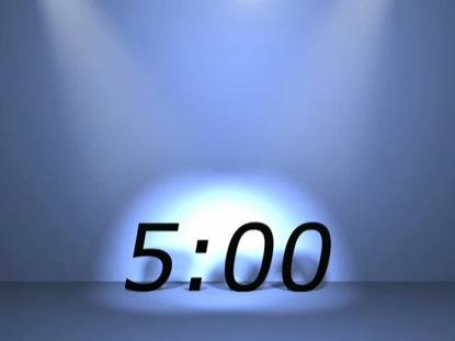 SPOT LIGHT COUNTDOWN