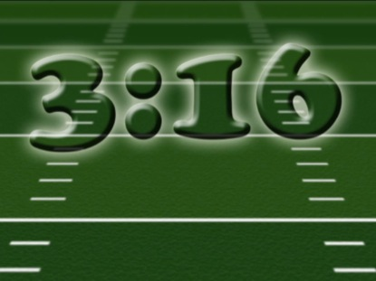 FOOTBALL FIELD COUNTDOWN