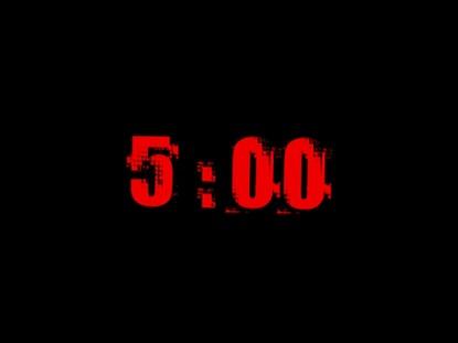 HURRY COUNTDOWN