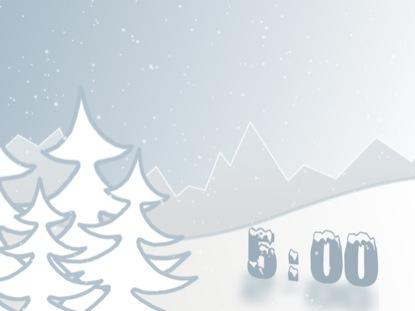 VISUAL CHRISTMAS 4 COUNTDOWN 1