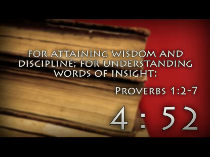 WISDOM COUNTDOWN