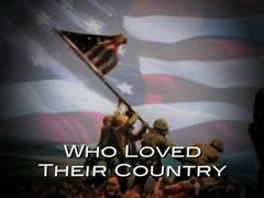 TO THOSE WHO SERVED