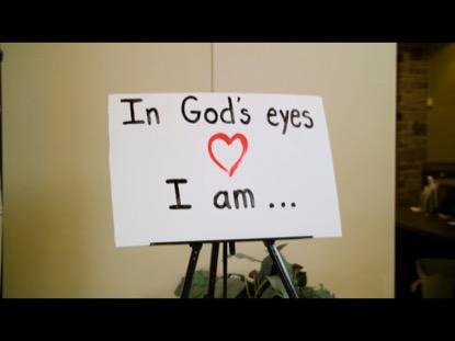 IN GOD'S EYES