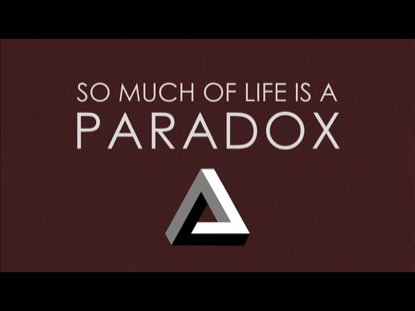 REPENTANCE THE PARADOX