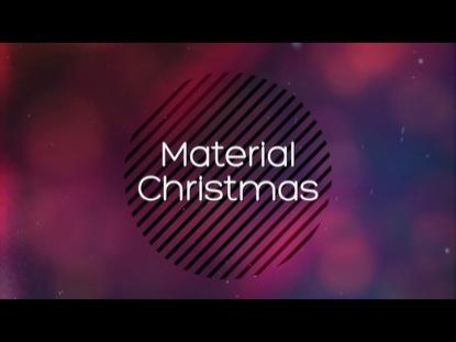 MATERIAL CHRISTMAS