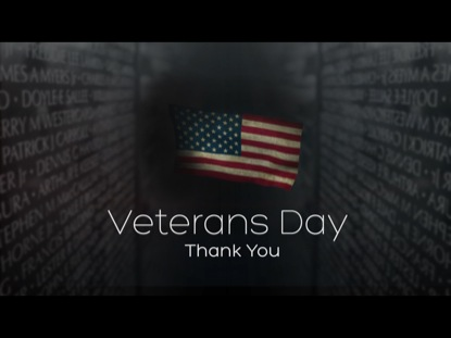 Preview for VETERANS DAY THANK YOU