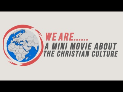 WE ARE - CHRISTIAN CULTURE