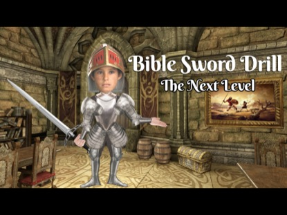BIBLE SWORD DRILL 2