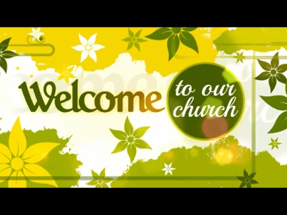 REFRESHING WELCOME
