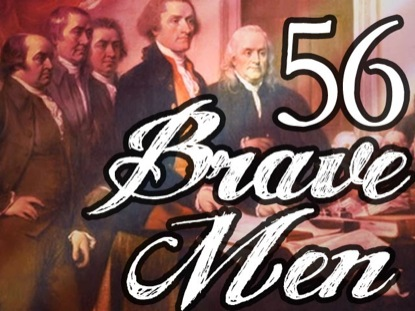 56 BRAVE MEN