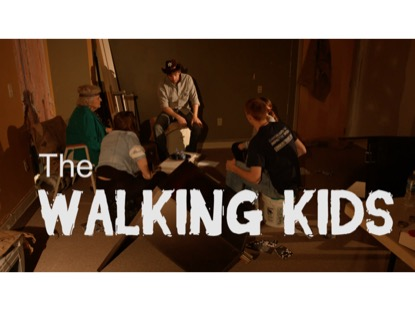 THE WALKING KIDS