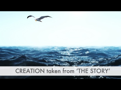 Preview for CREATION: THE STORY