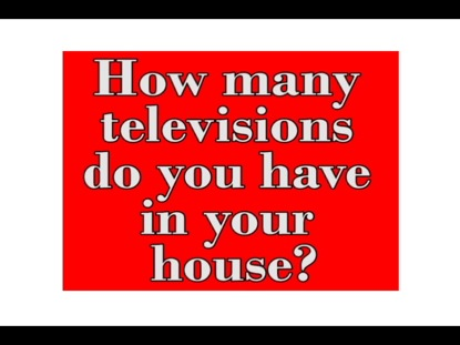4 CORNERS INTERACTIVE GAME: TELEVISION
