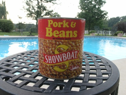 WILL IT FLOAT: PORK N BEANS