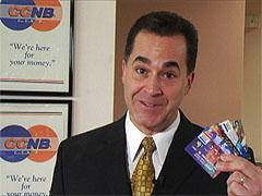 CREDIT CARD NATIONAL BANK