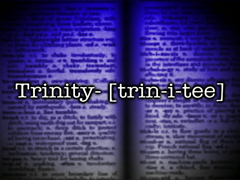 SCIENCE GUY: TRINITY