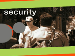 WHERE DO YOU FIND SECURITY?