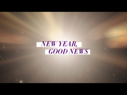 NEW YEAR GOOD NEWS