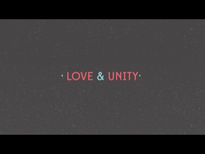 LOVE AND UNITY