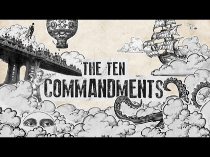 Preview for THE TEN COMMANDMENTS